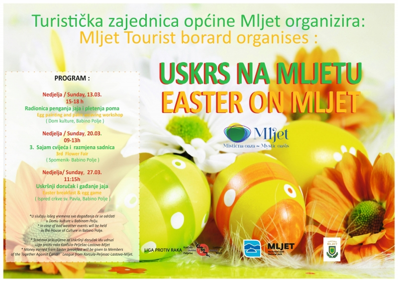 EASTER ON MLJET