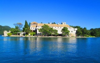 Benedictine monastery, Photo: Mljet Tourist Board