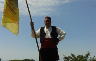 Traditional costume, Photo: Nikola Stražičić