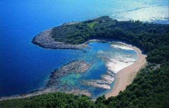 Blace beach, Photo: MLJET TOURIST BOARD
