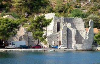 Roman palace, Photo: Mljet Tourist Board