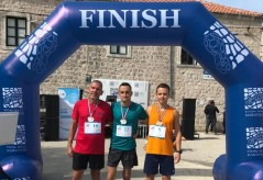 Održan je 12. Ston Wall Marathon